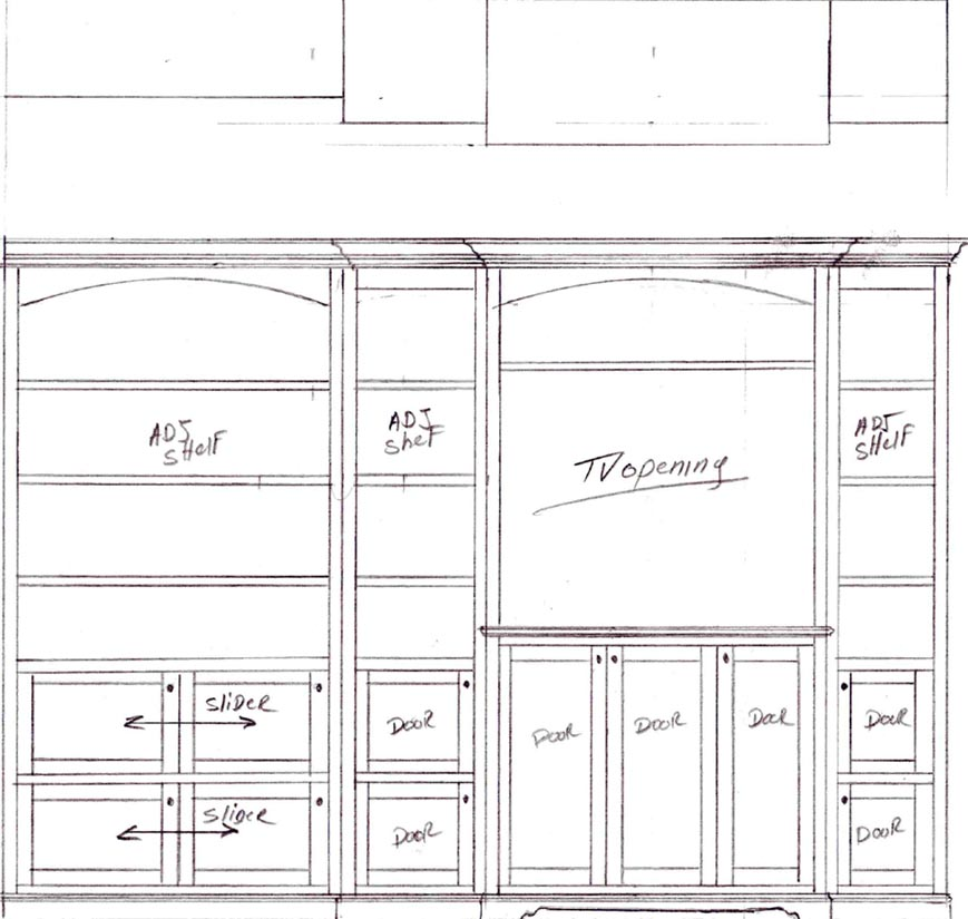 A Cabinetmakers Web Site